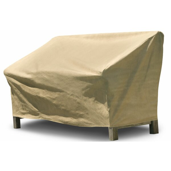 All-Seasons Outdoor Loveseat Cover by Budge Industries
