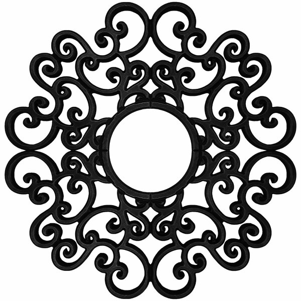 Anaelle Ceiling Medallion by Ceiling Art Store