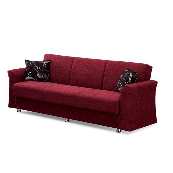 Eukleides Sleeper Sofa by Ebern Designs Ebern Designs