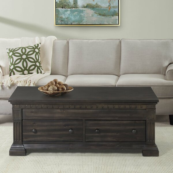 Suzann Lift Top Coffee Table by Laurel Foundry Modern Farmhouse