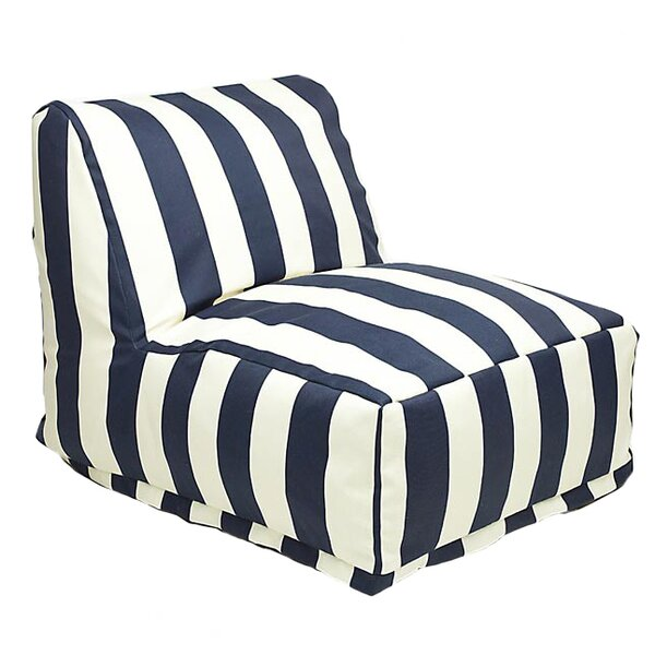Stripes Bean Bag Lounger by Freeport Park