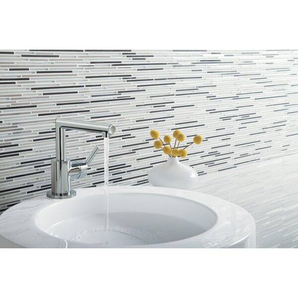 Arris Bathroom Faucet with Drain Assembly by Moen