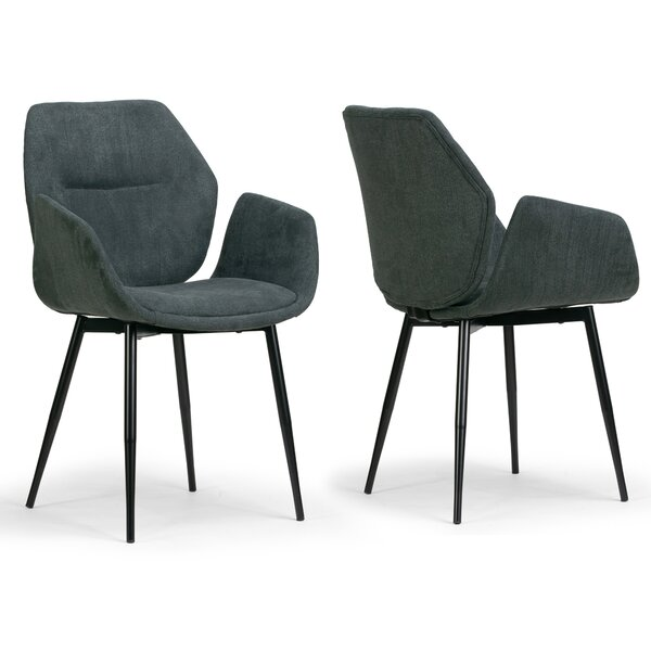 Berrios Dining Chair (Set of 2) by George Oliver
