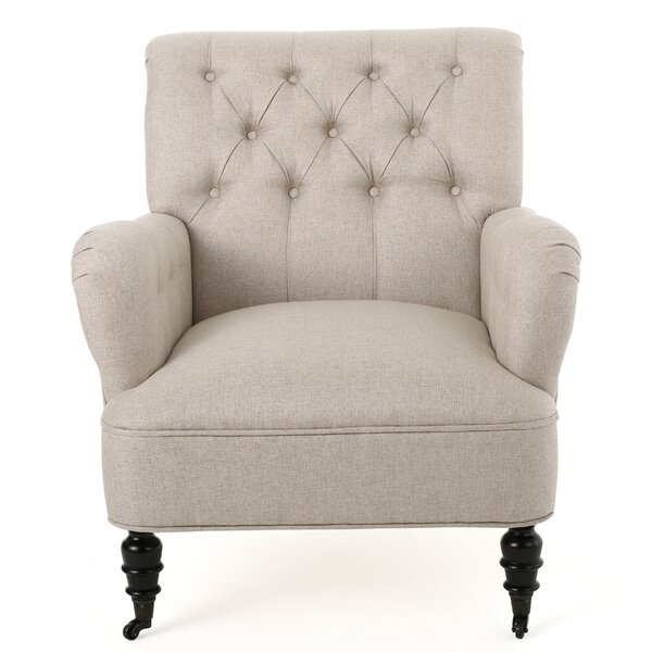 Argyle 20.5 inch Armchair by Darby Home Co