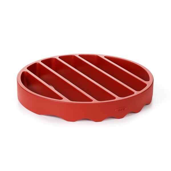 7 Silicone Pressure Cooker Roasting Rack by OXO