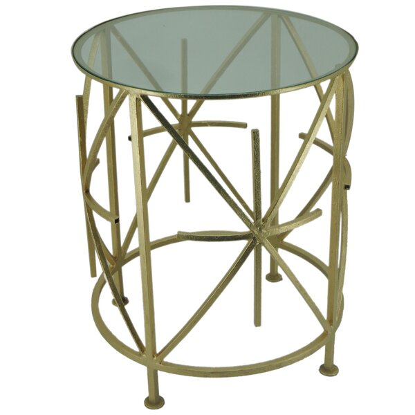 Acheson 2 Piece End Table Set By Everly Quinn