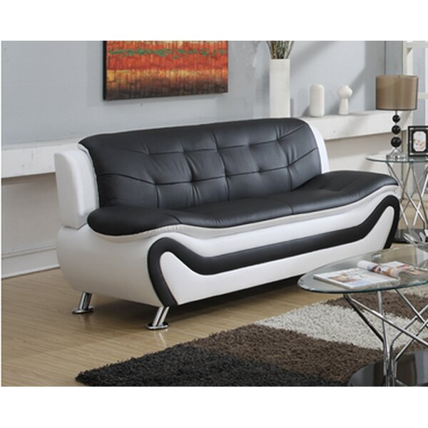Machelle Modern Living Room Sofa by Orren Ellis