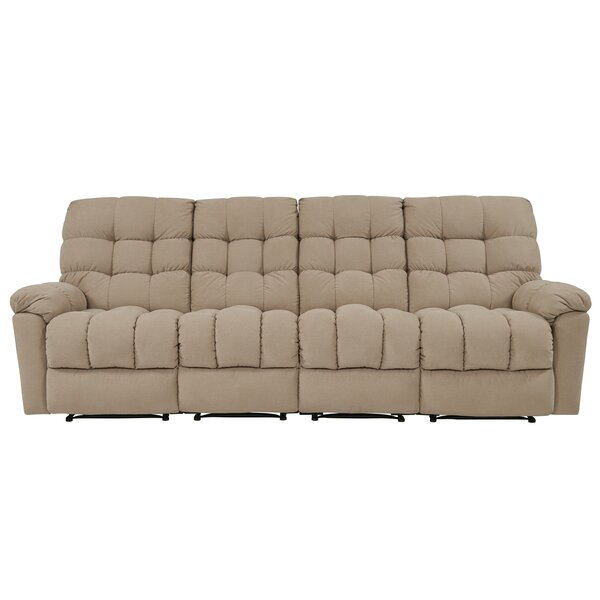 Mayle Reclining 106 Pillow Top Arms Sofa By Red Barrel Studio