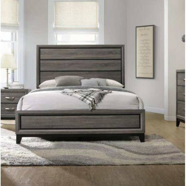 Balmer Standard Bed by Foundry Select