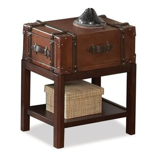 Order Bouldin Suitcase Console Table By Three Posts
