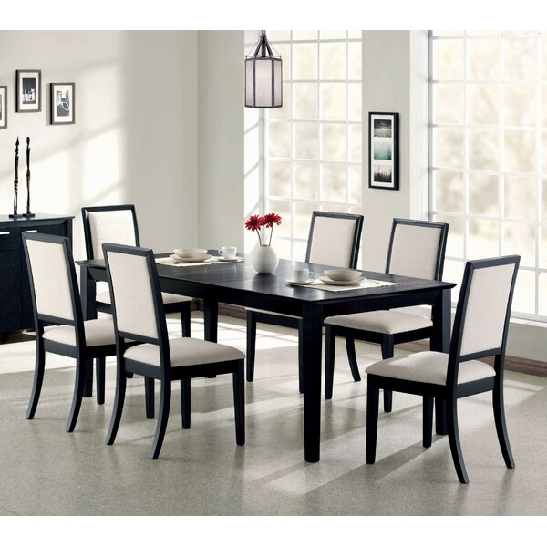 7 Piece Dining Set by Infini Furnishings