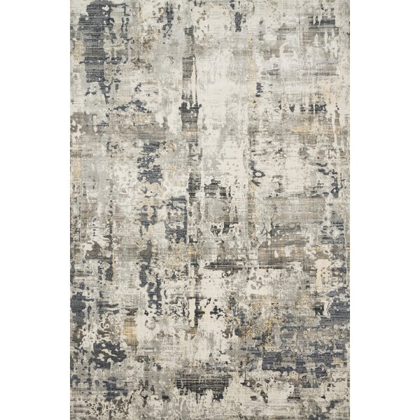 Aiken Ivory Area Rug by Williston Forge