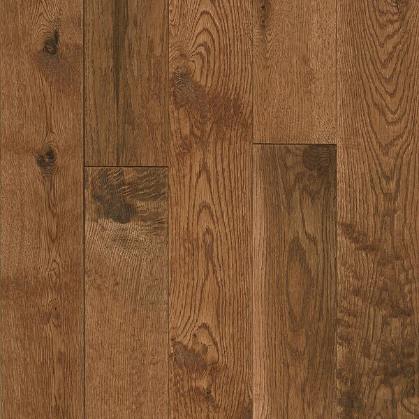 American 3-1/4 Solid Oak Hardwood Flooring in Gunstock by Armstrong Flooring