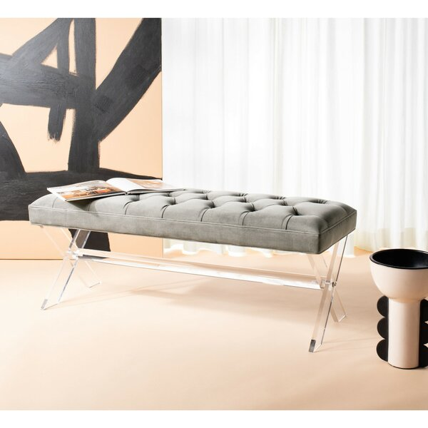 Herschel Upholstered Bench by Mercer41