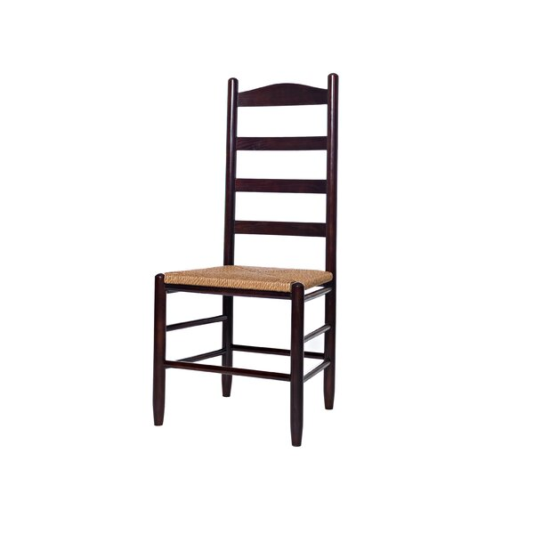 Arianna Solid Wood Dining Chair by August Grove