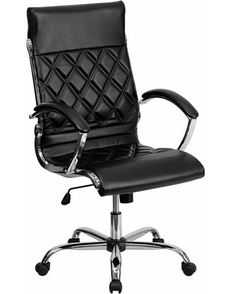 Whelchel High-Back Ergonomic Office Chair by Orren Ellis