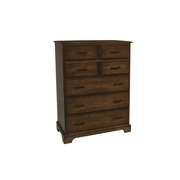 Mayfair 7 Drawer Chest by Alcott Hill