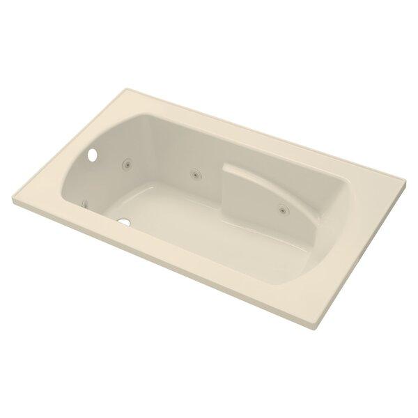Lawson 60 x 36 Whirlpool Bathtub by Sterling by Kohler
