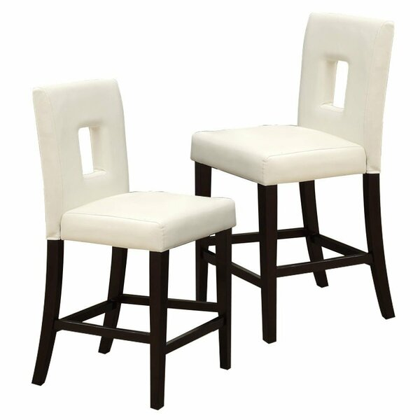 Navin 24 Bar Stool (Set of 2) by Ebern Designs