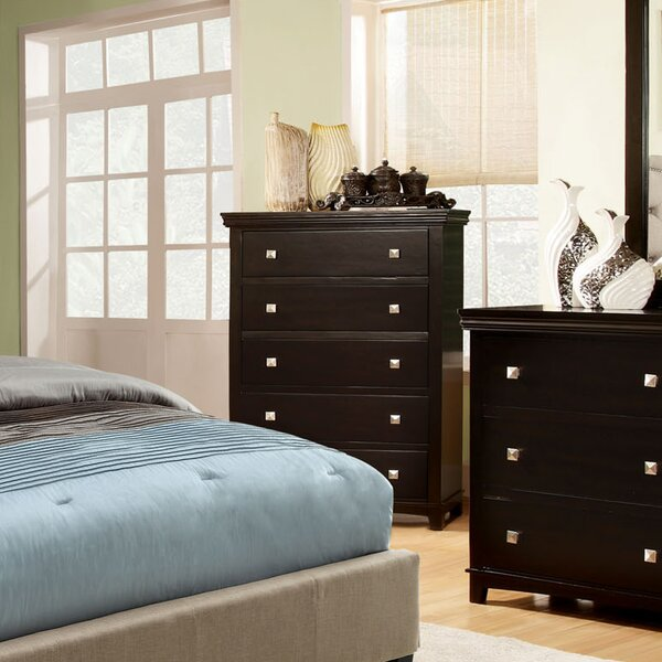 Tussey 5 Drawer Chest by Darby Home Co