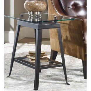 Harkey End Table by Red Barrel Studio