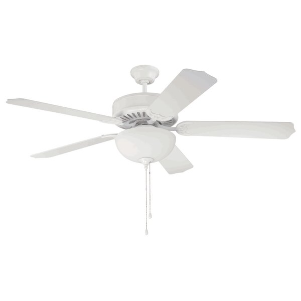 52 Maen 5-Blade Ceiling Fan by Ophelia & Co.
