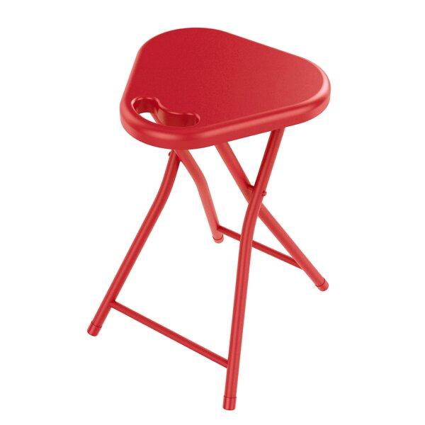 Plastic Folding Chair (Set of 4) by Dar