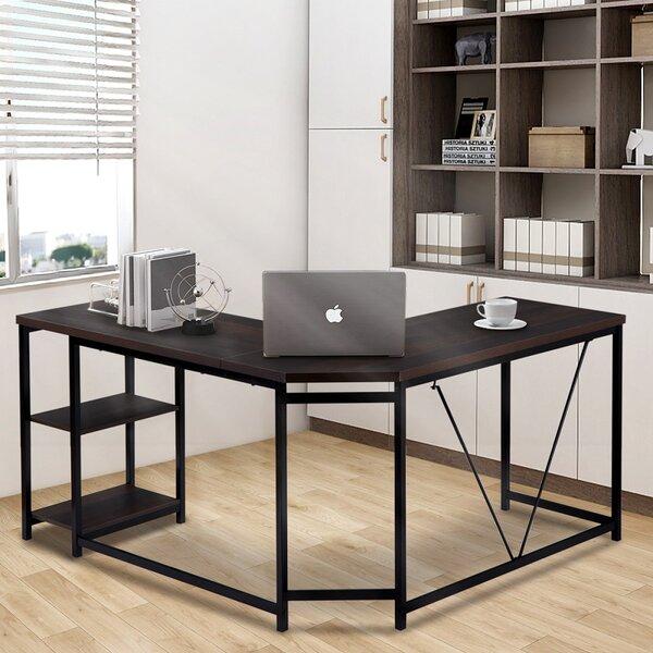 Strother L-Shaped Desk