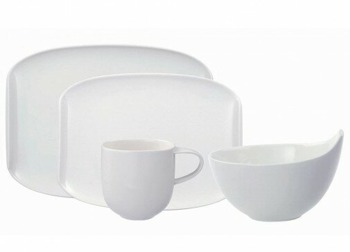 Urban Nature 4 Piece Place Setting, Service for 1 by Villeroy & Boch