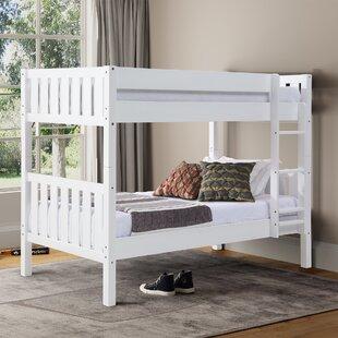 Great Price Barna Twin Bunk Bed ByHarriet Bee