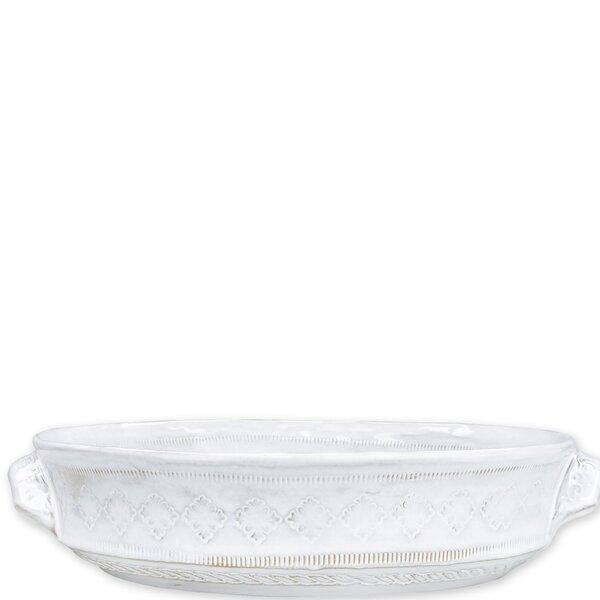 Round Baking Dish by VIETRI