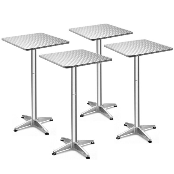 Sitton Folding Dining Table (Set of 4) by Ebern Designs