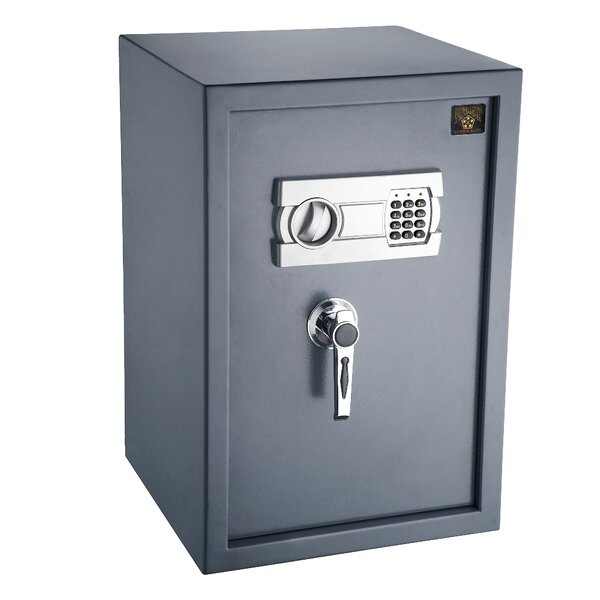 ParaGuard Deluxe Electronic Digital Lock Safe Home Security by Pentagon