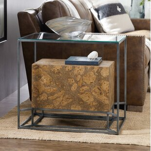 Chairside End Table by Hooker Furniture