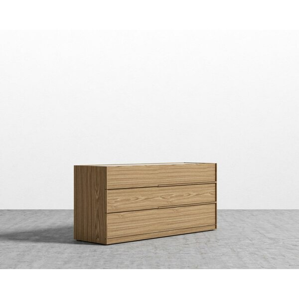 Benefield 3 Drawer Dresser by Foundry Select