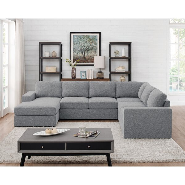 Cheryle Reversible Modular Sectional by Ivy Bronx