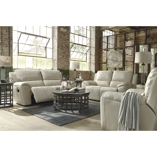 Johnston Reclining Configurable Living Room Set by Latitude Run