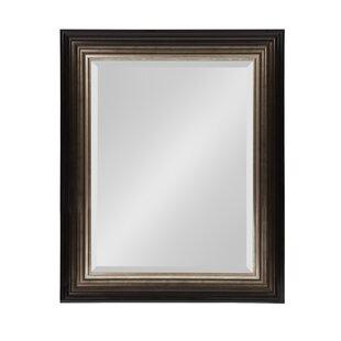 Charlton Home Saltford Framed Rectangle Accent Mirror