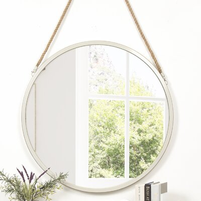 Round White Mirrors You Ll Love In 2020 Wayfair