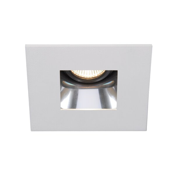 2.38 Square Recessed Trim by WAC Lighting