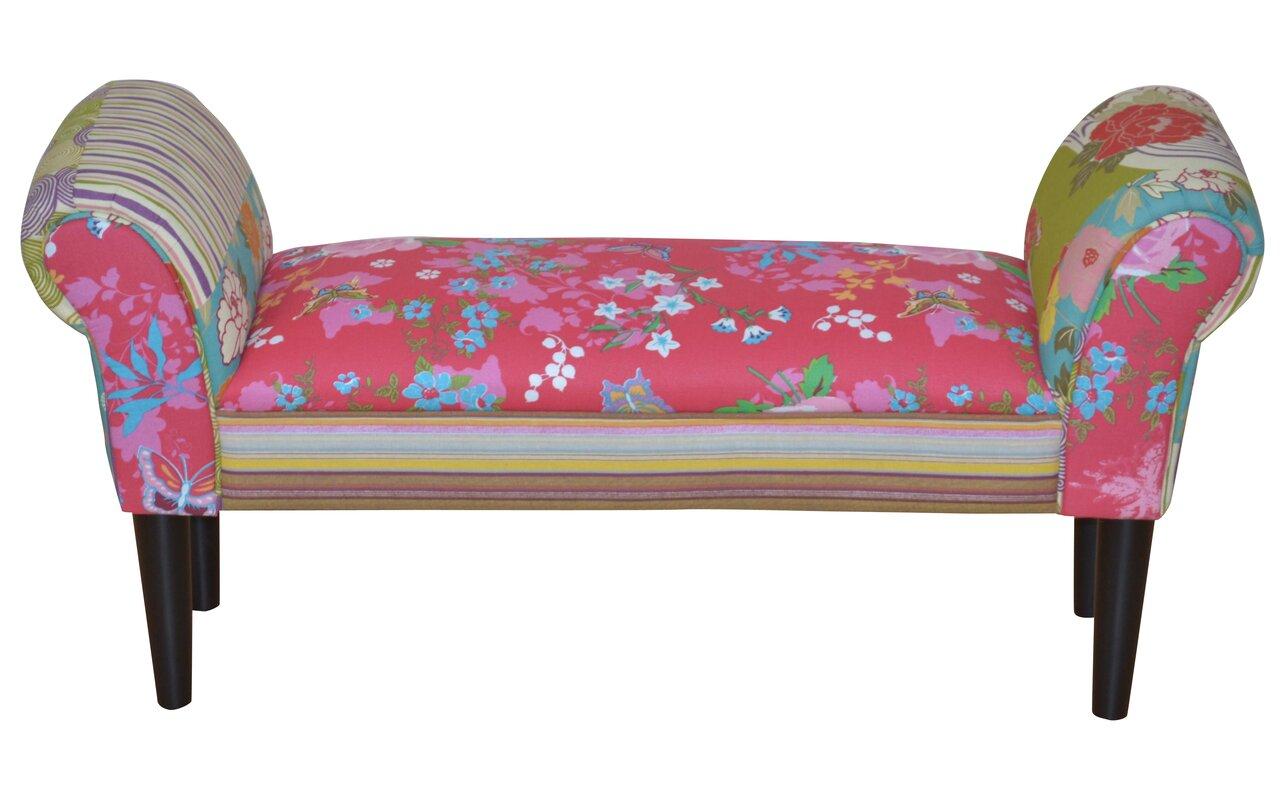 home haus gepolsterte schlafzimmerbank bewertungen. Black Bedroom Furniture Sets. Home Design Ideas