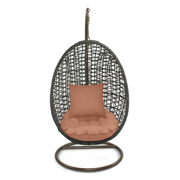 Skye Bird's Nest Swing Chair with Stand by Patio Heaven Patio Heaven
