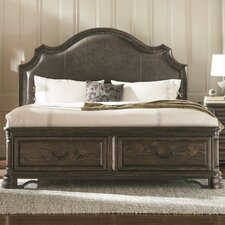 Monterrey Upholstered Storage Panel Bed by Darby Home Co