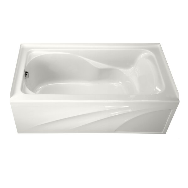 Cadet 60 x 32 Soaking Bathtub with Integral Apron by American Standard