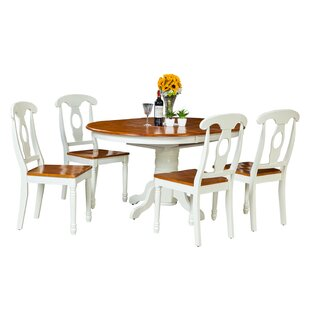 Valleyview 5 Piece Dining Set By TTP Furnish