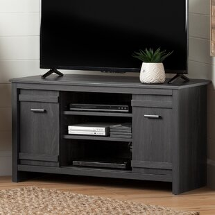 Price Check Exhibit TV Stand for TVs up to 42 BySouth Shore