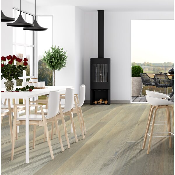 London 7-1/2 Engineered Oak Hardwood Flooring in Greenwich by Forest Valley Flooring