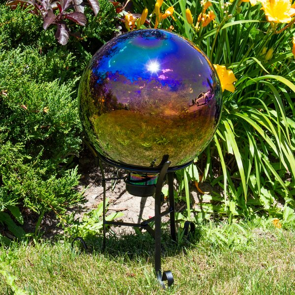 Lehmann Embossed Gazing Globe by Latitude Run