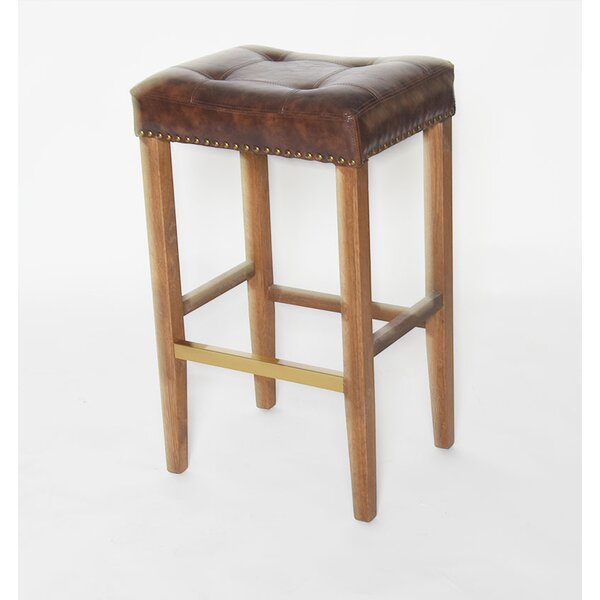 Corum Vintage Style Bar Stool By Darby Home Co