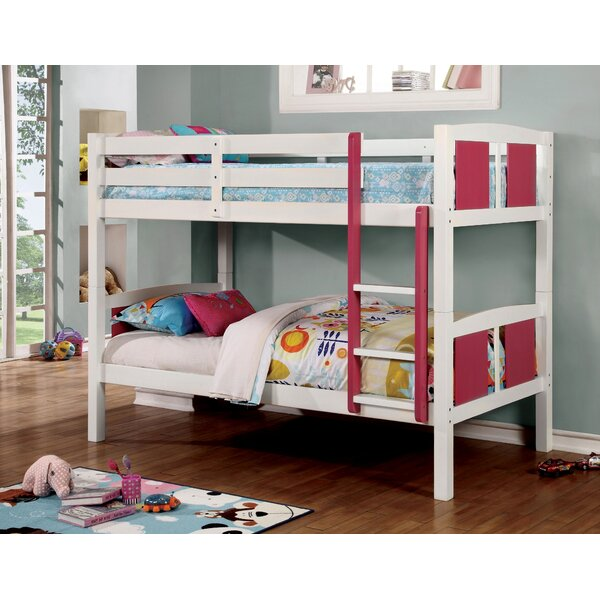 Darleen Twin over Twin Bunk Bed by Viv + Rae